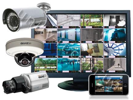 Камера с телефона для видеонаблюдения схема